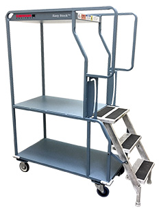 Easy-Stocking Cart