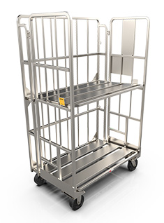 Heavy-Duty-2-Shelf-Distribution-Cart