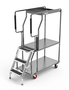 cannon equipment easy stock cart