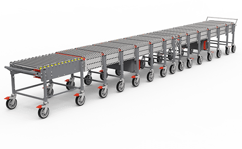 modular powered conveyor system