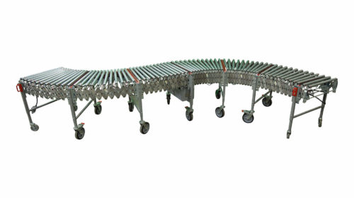 Flexible Powered Conveyor